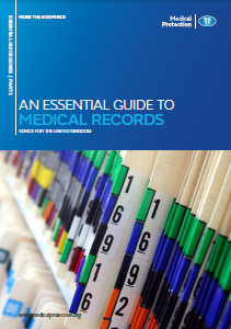 Essential Guide Medical Records-cover