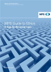 MPS guide to ethics