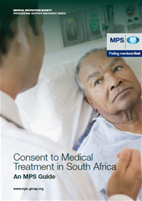 Consent to medical treatment in South Africa