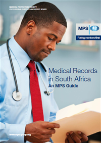 Medical Records in South Africa