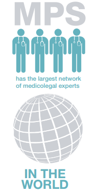 MPS has the largest network of medicolegal professionals in the world