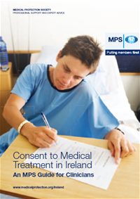 Consent to Medical Treatment Ireland