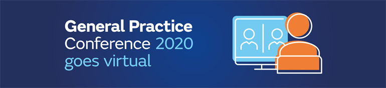 General Practice Conference 2020 goes virtual