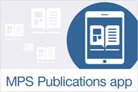 MPS Publications App - Now available on iPad and Android tablets