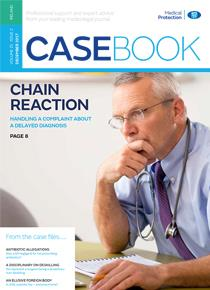 Image of Casebook cover