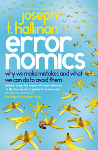 Errornomics book