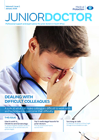 Junior Doctor January 2016